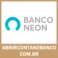 abrir conta digital - Banco Neon